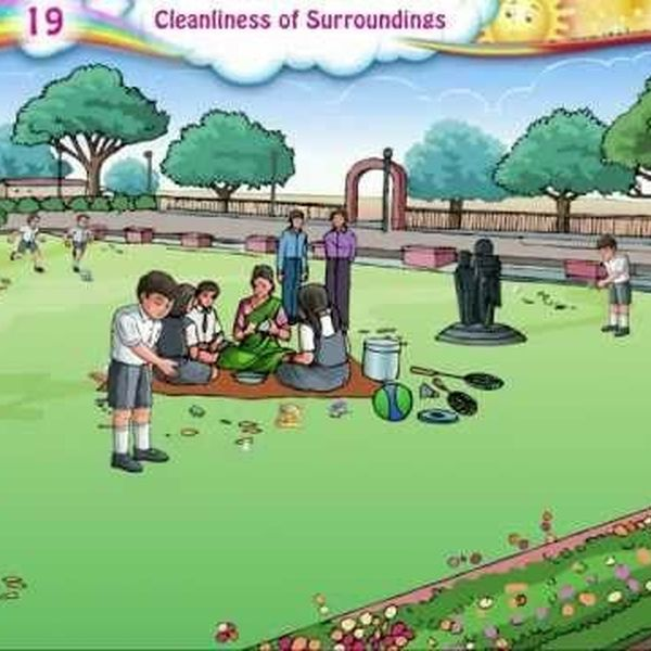 Cleanliness Of Surroundings Essay Examples