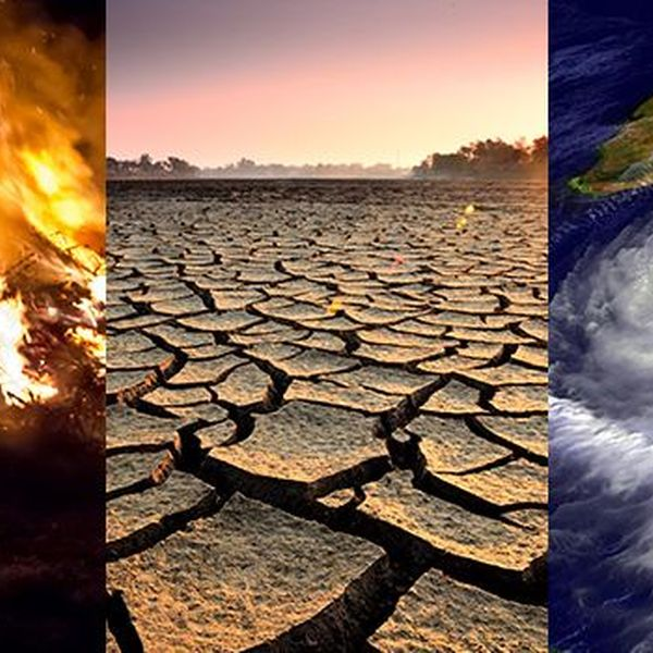 Climate Change Essay Examples