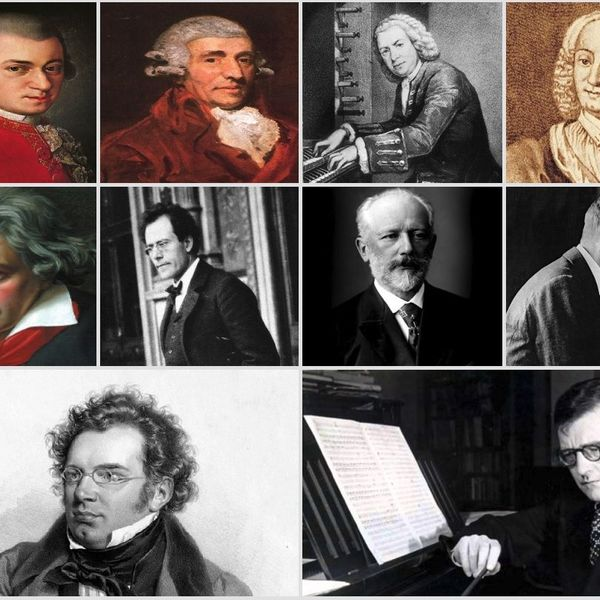 Composers Essay Examples