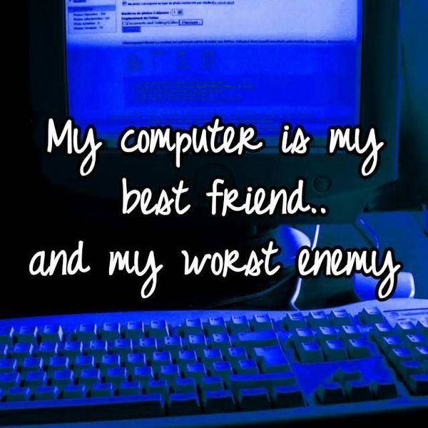 Computer Is My Best Friend Essay Examples
