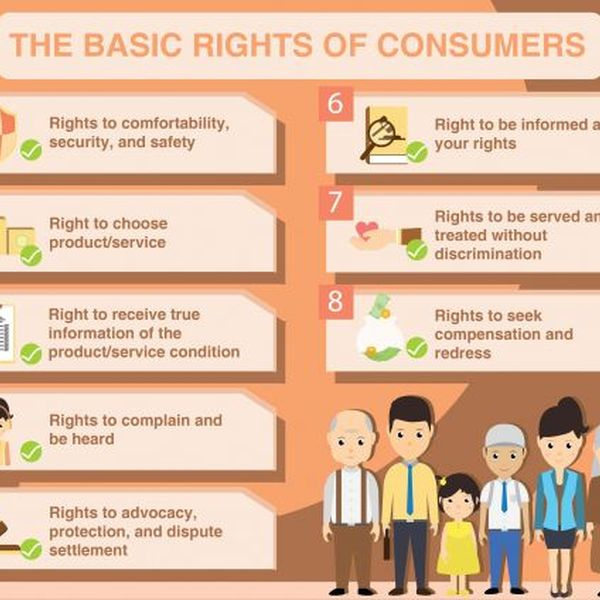 Consumer Rights And Responsibilities Essay Examples