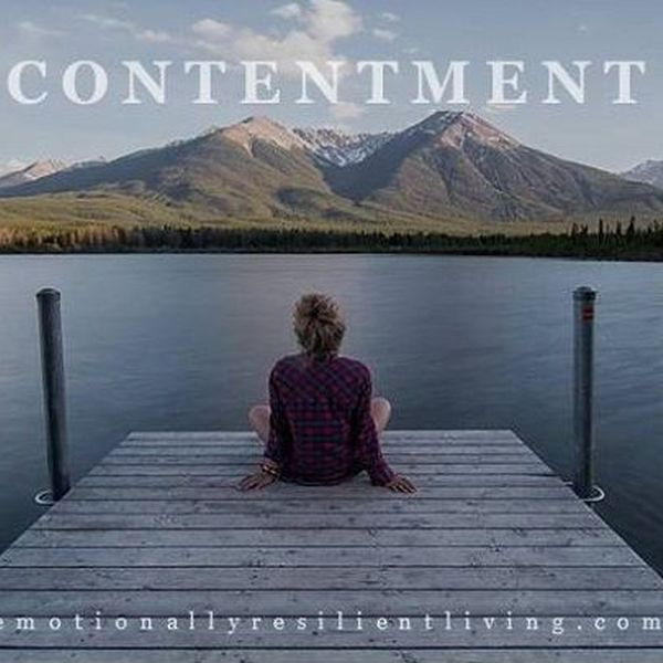 Contentment Essay Examples
