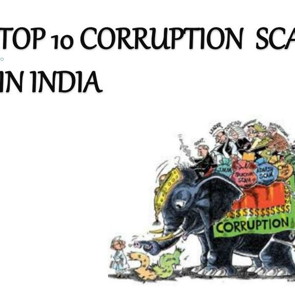 Corruption And Scams In India Essay Examples