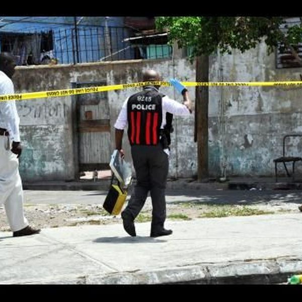 Crime And Violence In Jamaica Essay Examples
