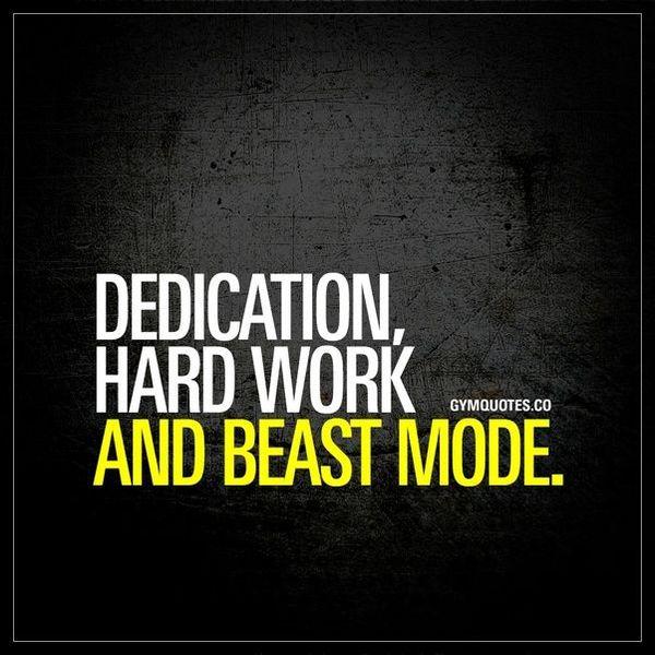 Dedication To Work Essay Examples
