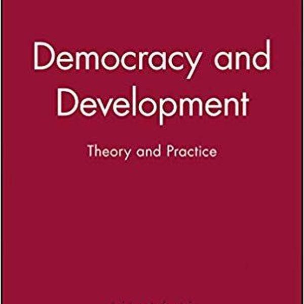 Democracy And Development Essay Examples