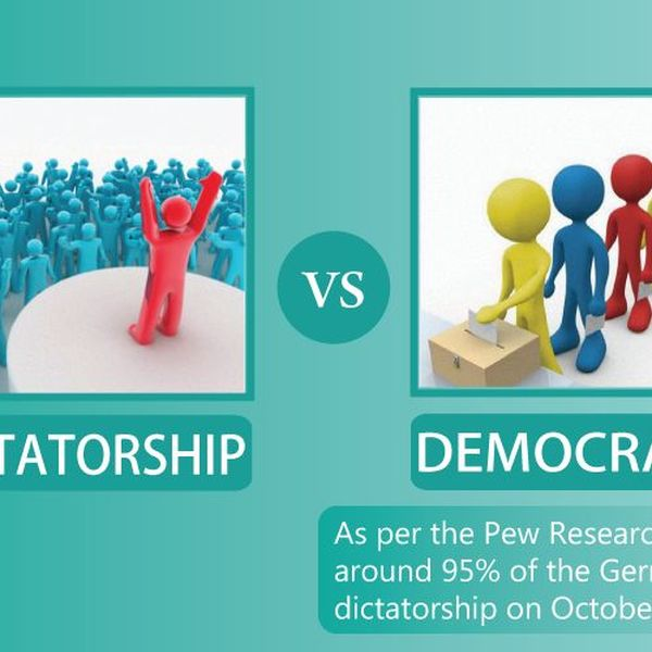 Dictatorship Vs Democracy Essay Examples