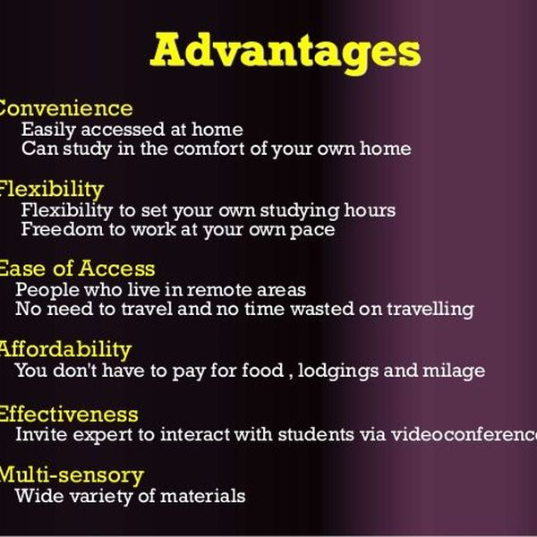 Distance Education And Its Importance Essay Examples