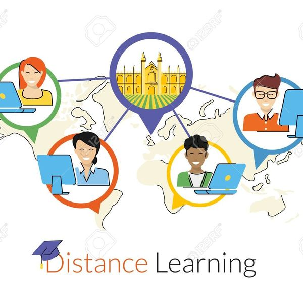 Distance learning Essay Examples