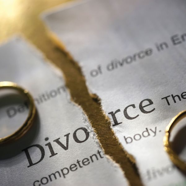 Divorce Essay Examples