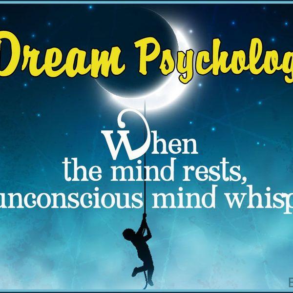 Dreams Psychology Essay Examples
