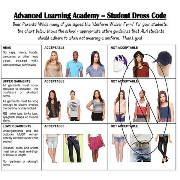 Dress Code In School Essay Examples