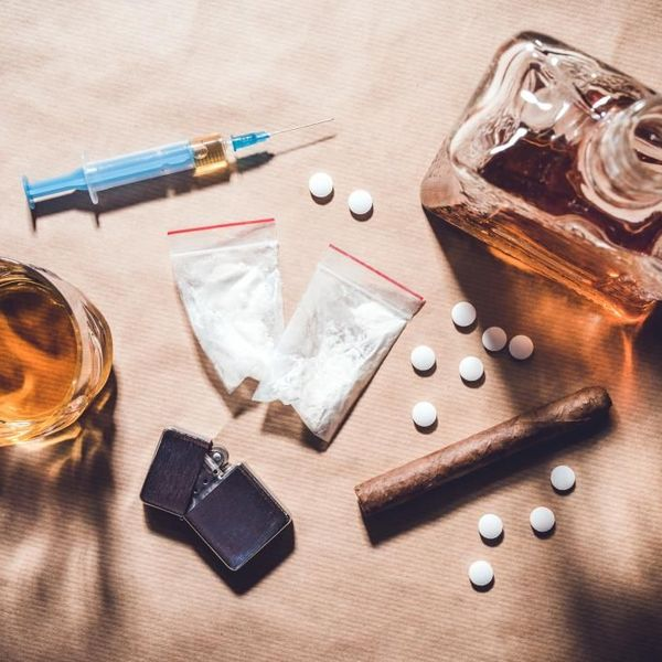 Drugs Addiction Essay Examples