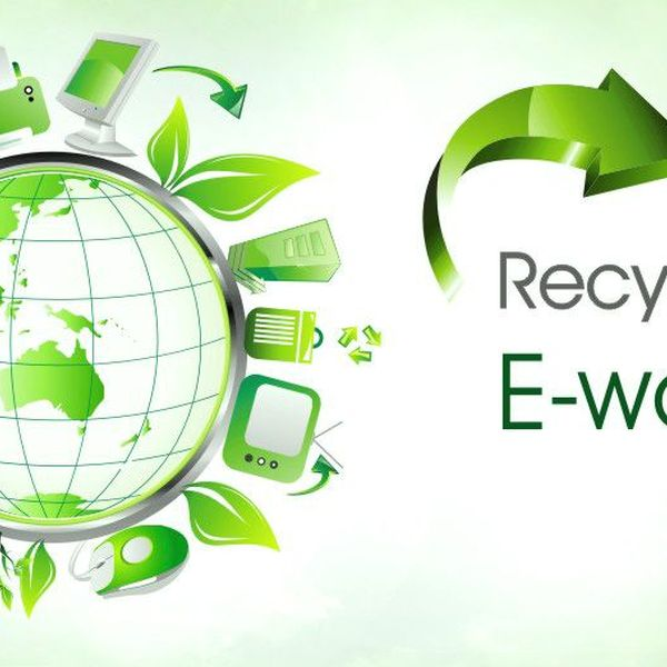 Electronic Waste Management Essay Examples