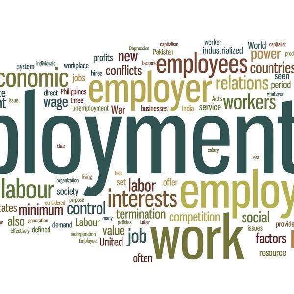 Employment Essay Examples