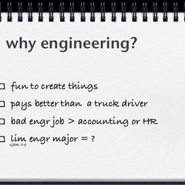 Engineering Life Essay Examples