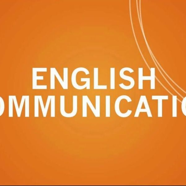 English Communication Essay Examples