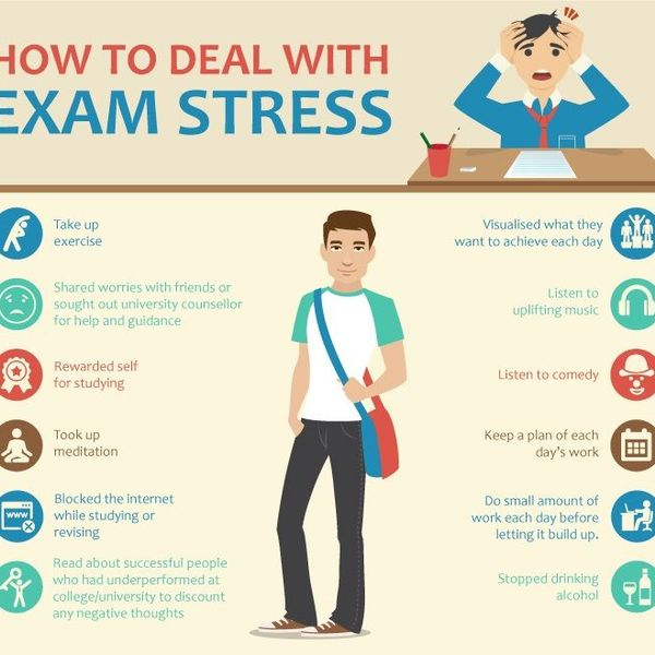 Examination Stress On Students Essay Examples