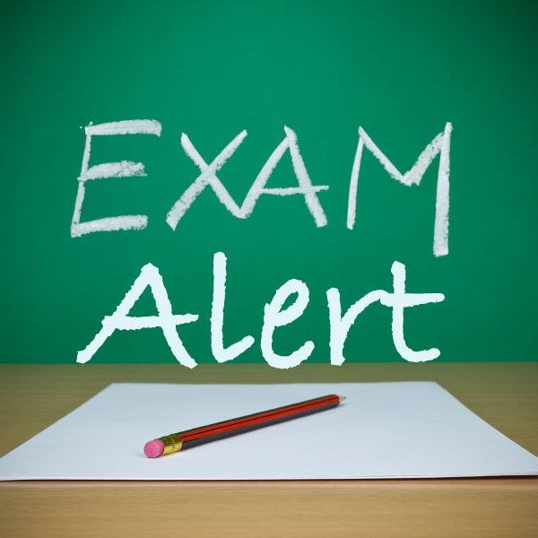 Examination Time Essay Examples