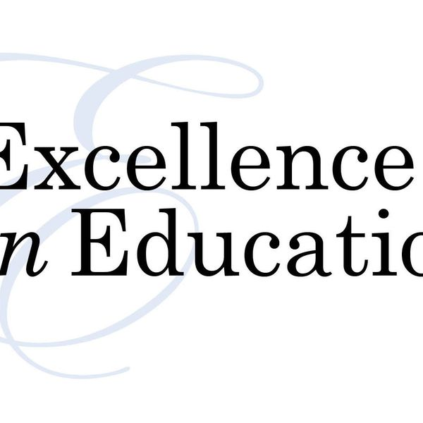 Excellence In Education Essay Examples
