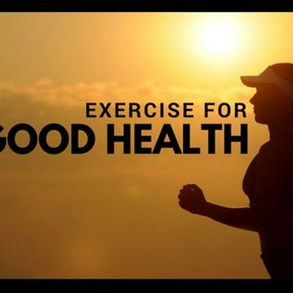exercise is good for health Essay Examples