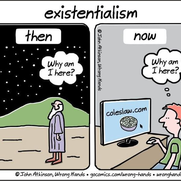 Existentialism Essay Examples