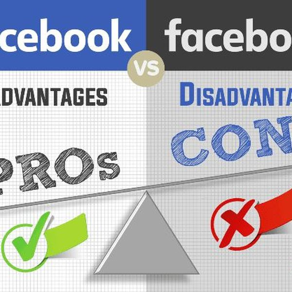 Facebook Advantages And Disadvantages Essay Examples