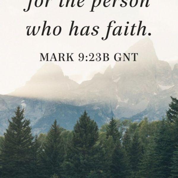 Faith In God Essay Examples