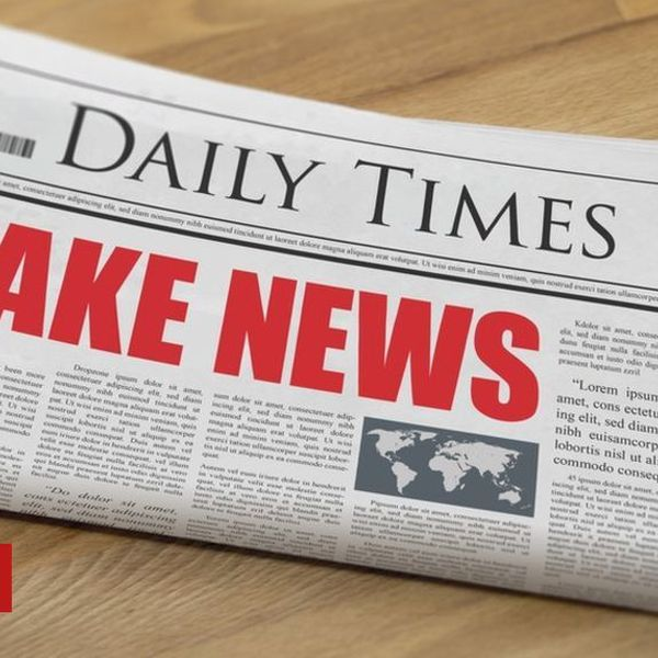 Fake News Essay Examples