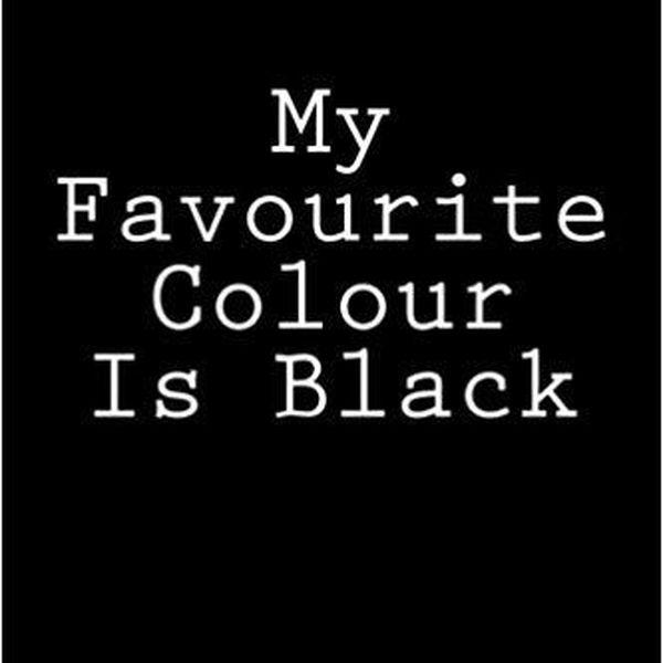 Favourite Colour Black Essay Examples