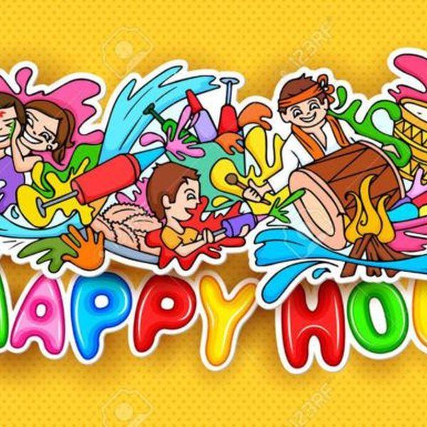 Favourite Festival Holi Essay Examples