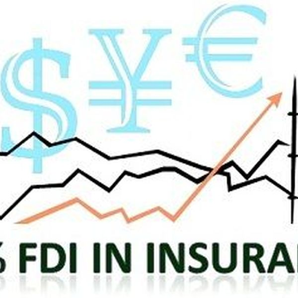 Fdi In Insurance Sector Essay Examples