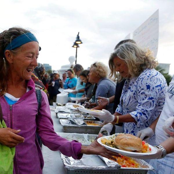Feeding The Homeless Essay Examples