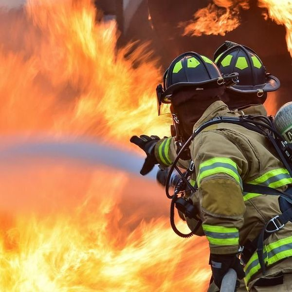 Firefighter Essay Examples
