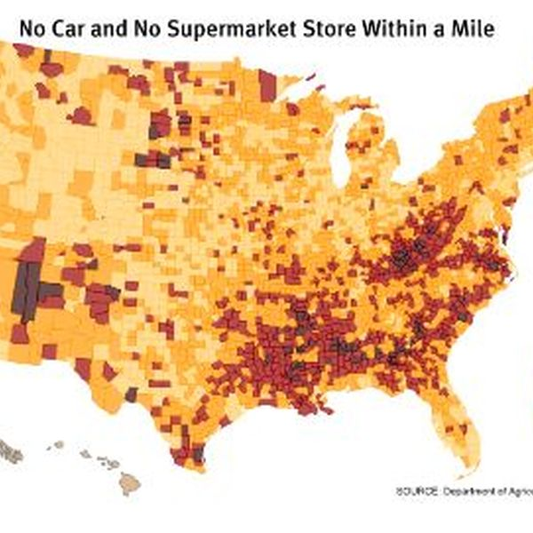 Food Deserts Essay Examples