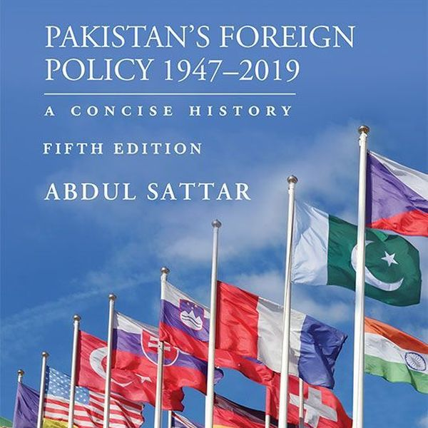 Foreign Policy Of Pakistan Essay Examples