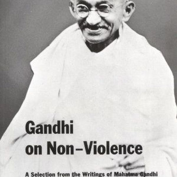 Gandhi And Nonviolence Essay Examples