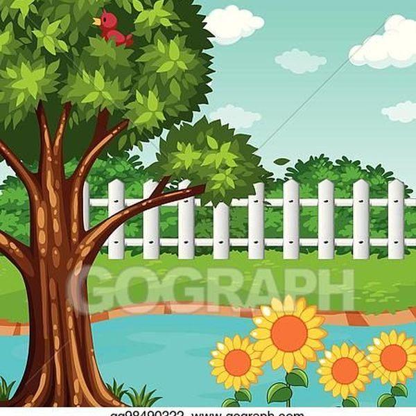 Garden Scene Essay Examples