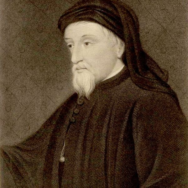 Geoffrey Chaucer Essay Examples