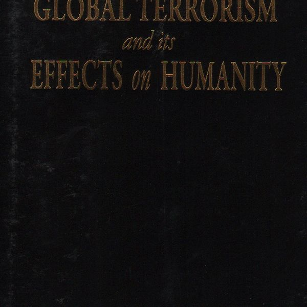 Global Terrorism And Its Effect Essay Examples