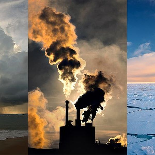 Global Warming And Climate Change Essay Examples