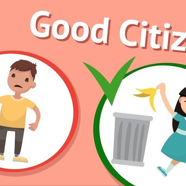 Good Citizenship Essay Examples