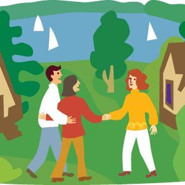Good Neighbours Essay Examples