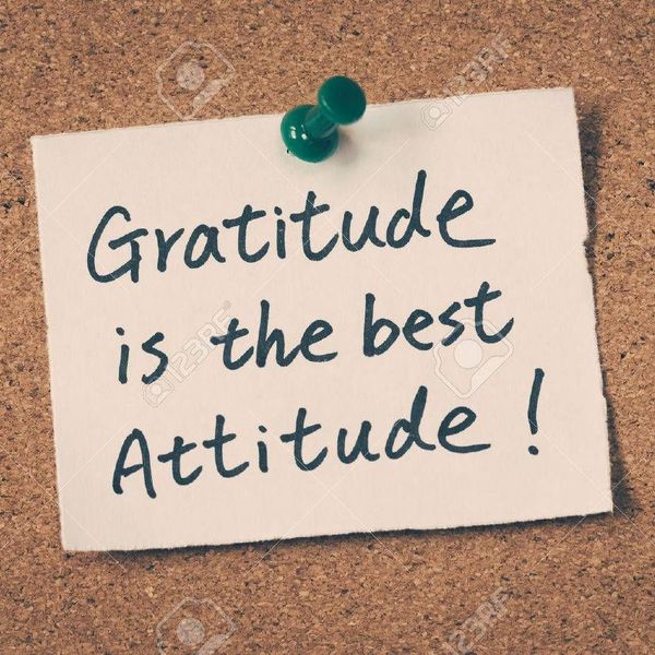 Gratitude Is The Best Attitude Essay Examples
