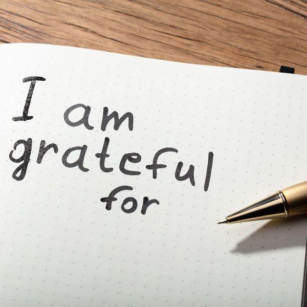 Gratitude Essay Examples