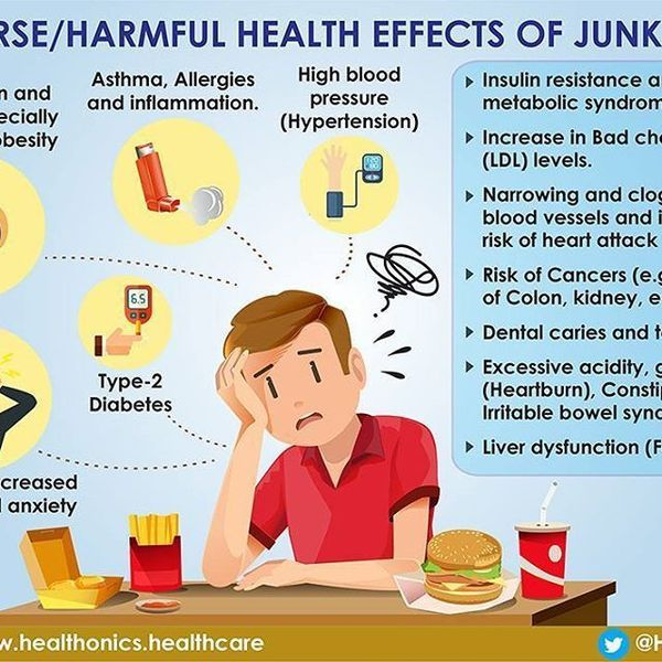 Harmful Effect Of Junk Food Essay Examples