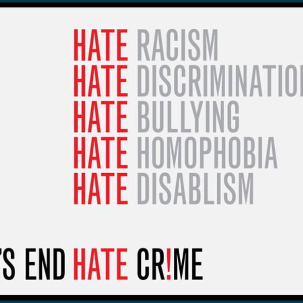 Hate Crime Essay Examples