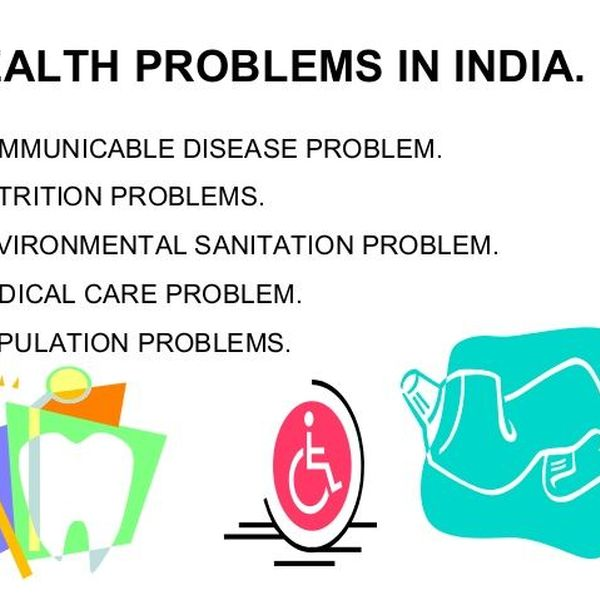 Health Problems In India Essay Examples