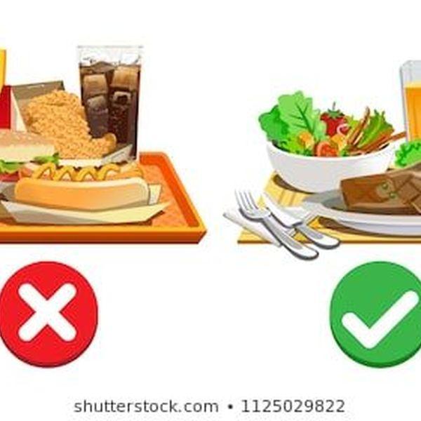 Healthy Food Vs Junk Food Essay Examples