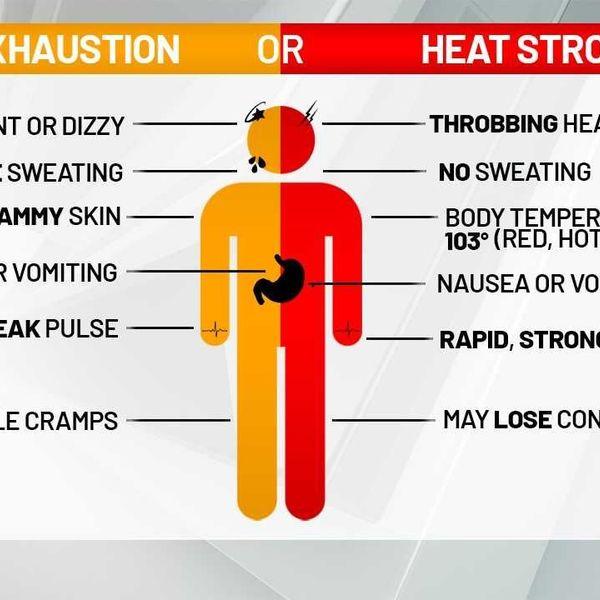 Heat Stroke Essay Examples